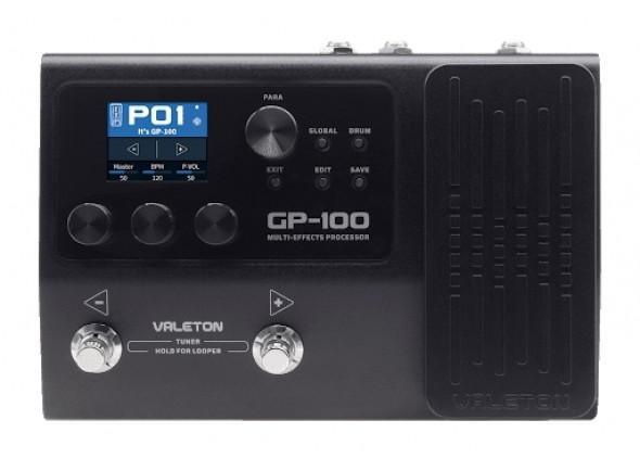 Pedaleiras para guitarra elétrica Valeton GP-100