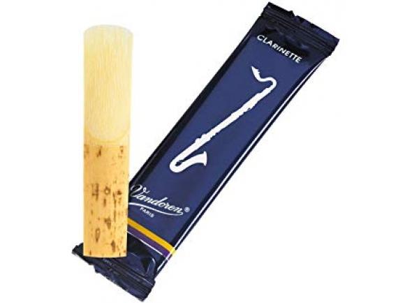 Palheta para clarinete Vandoren  Classic Blue Bass Clarinet 3.5
