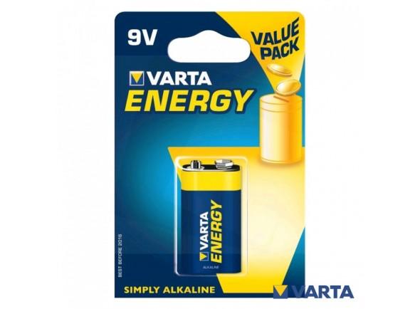 Pilhas Varta Pilha Alcalina 9V/6LR61