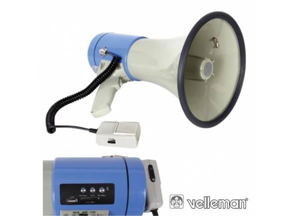 Megafone/Megafone Velleman MP25FMU