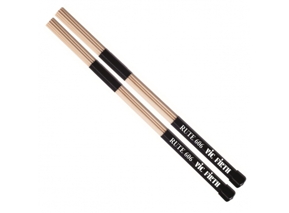 Baquetas bateria rods Vic Firth Rute 606 Rods