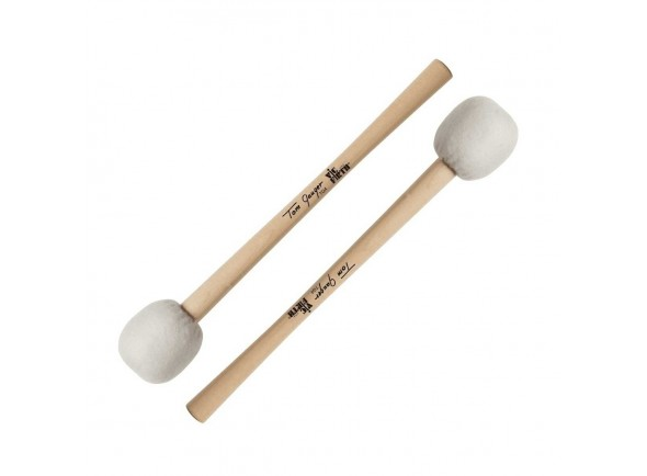 Vassouras Vic Firth TG04 Tom Gauger Rollers