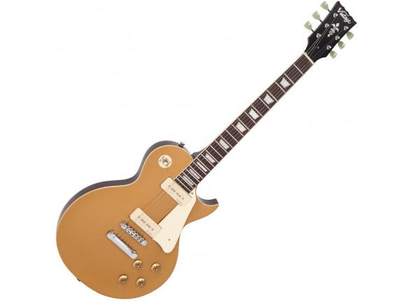 Guitarras formato Single Cut Vintage  Standard Series V100GT Gold Top