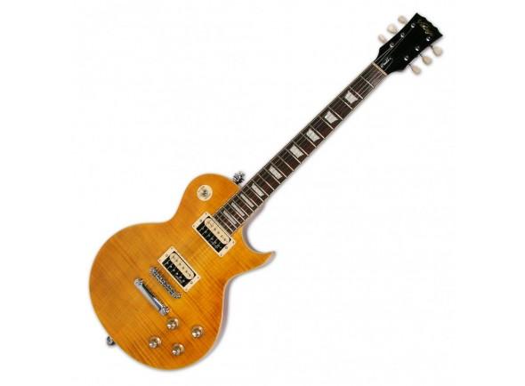 Guitarras de formato Single Cut Vintage V100AFD Paradise B-Stock
