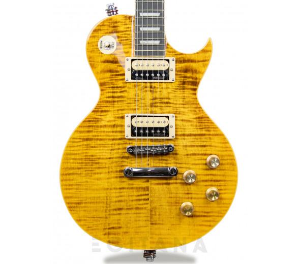 B-stock Guitarras de formato Single Cut Vintage V100AFD Paradise B-Stock