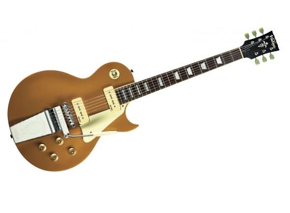 Guitarras formato Single Cut Vintage V100MU Midge Ure Signature Gold Top