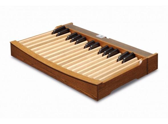 Pedaleira múltipla para teclado/Outros Pedais Viscount Pedaleira 30 Recta Côncava