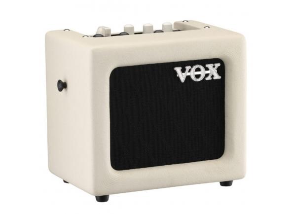 Combos a pilhas/bateria Vox  Mini 3 G2 IV