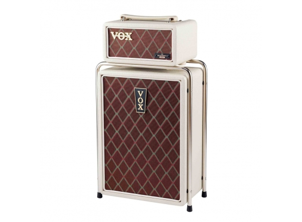 Colunas Amplificadas Vox  Mini Superbeetle Audio Bluetooth Speaker, Ivory