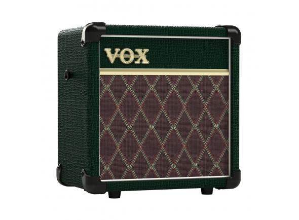 Combos a pilhas/bateria Vox  MINI5 Rhythm CL