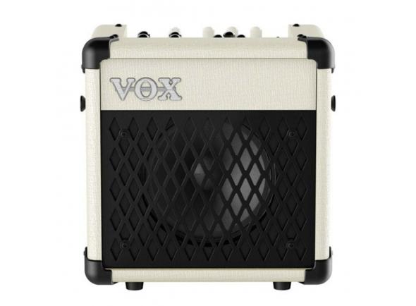 Combos a pilhas/bateria Vox  MINI5 Rhythm IV