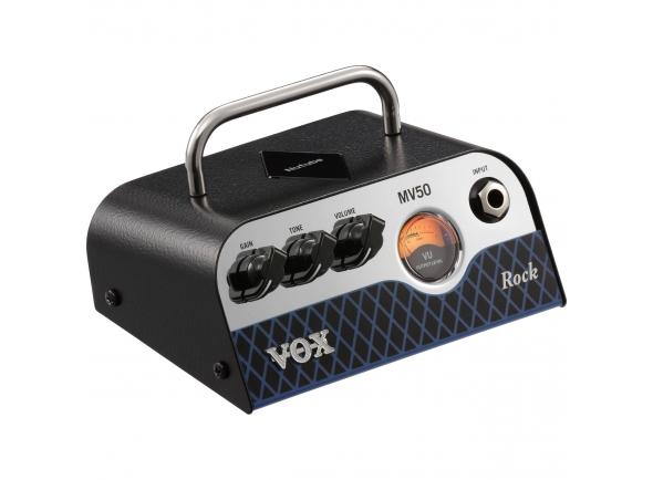 Cabeças para guitarra  Vox  MV 50 CR Rock