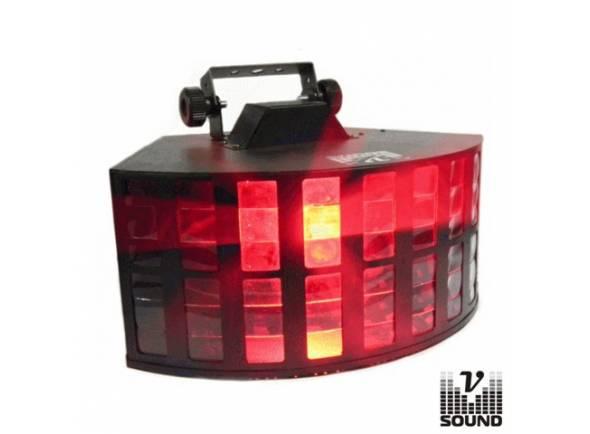 Projector LED/Projector LED PAR VSOUND LEDSD1