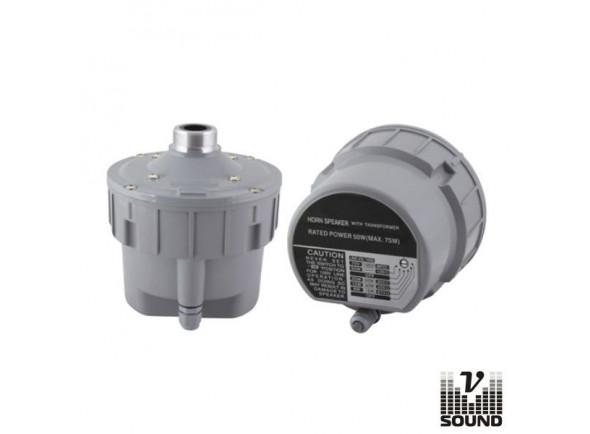 Pinha VSOUND  Pinha 50Wmáx C/Transformador 100v