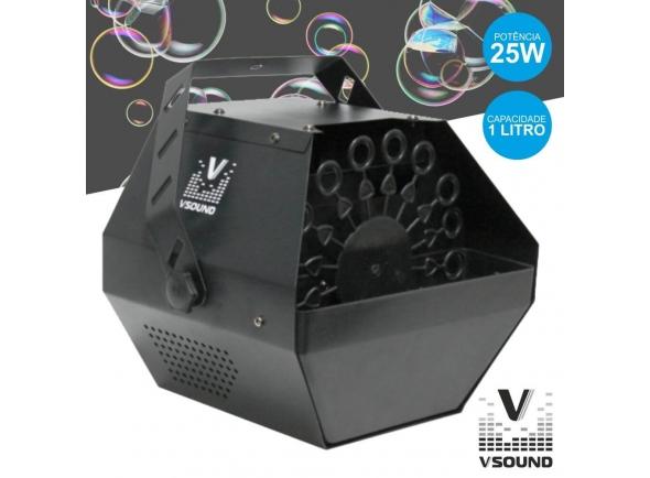 Máquina de bolhas VSOUND VSBOLHAS25A