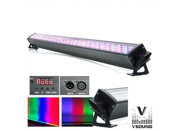 Barra de Leds/Barra LED VSOUND VSLEDB240RGB