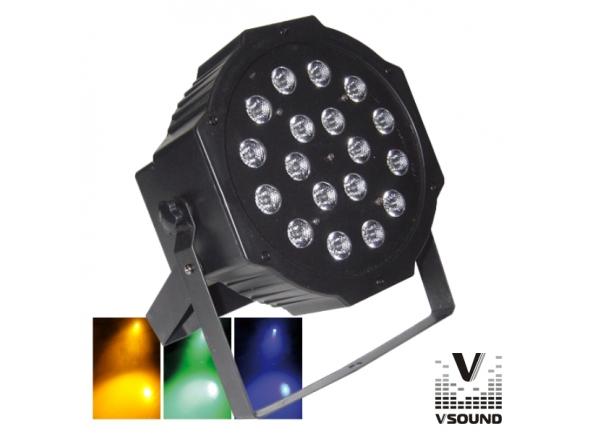 Projector LED PAR VSOUND VSPROJPL18A