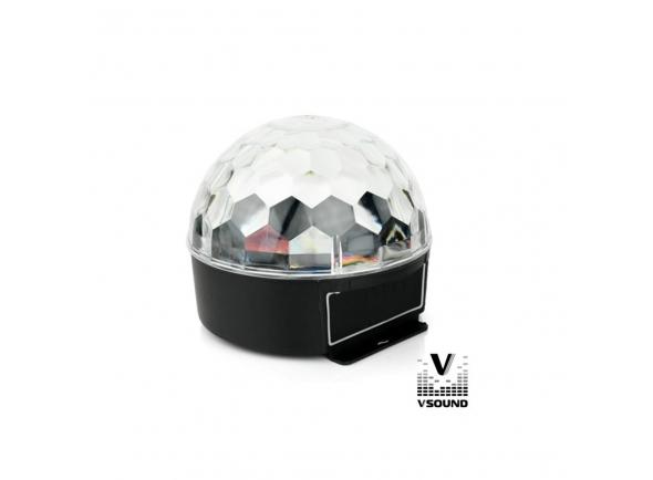 Projector LED PAR VSOUND VSPROJVS26B