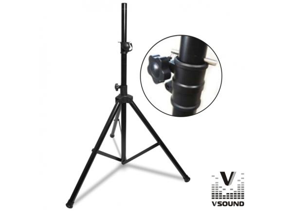 Suporte de coluna/Suportes de Coluna VSOUND VSTR1A 2m 35mm
