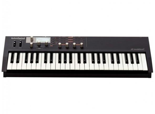 Sintetizador/Sintetizadores Waldorf Blofeld Keyboard Black