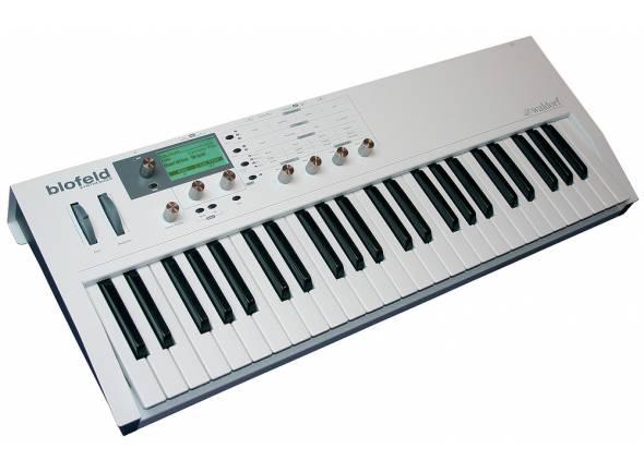 Sintetizadores Waldorf Blofeld Keyboard White