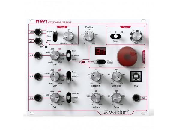 Módulo Eurorack/Sintetizadores Waldorf nw1