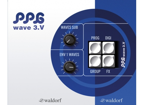 Updates e Upgrades Waldorf PPG 3.V