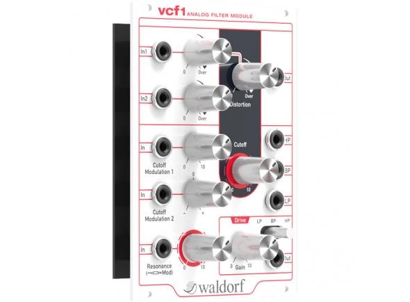 Sintetizadores e Samplers Waldorf vcf1