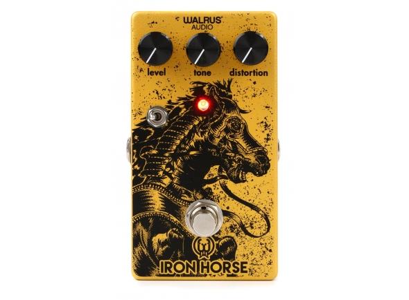 Pedal de distorção Walrus Audio Iron Horse V2