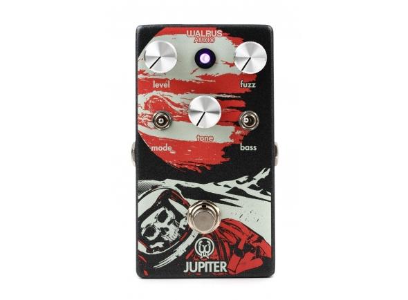 Pedal de distorção Walrus Audio Jupiter V2