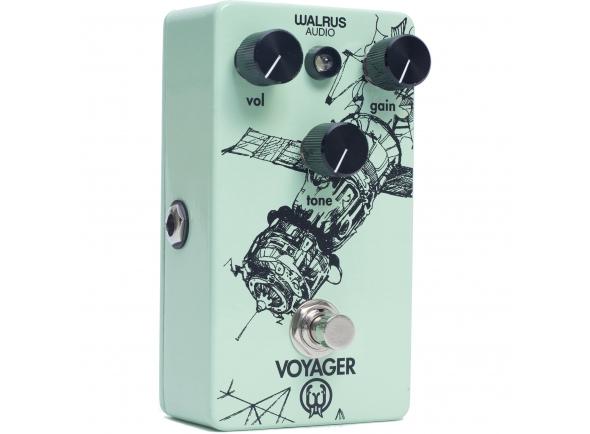 Pedal de distorção Walrus Audio Voyager