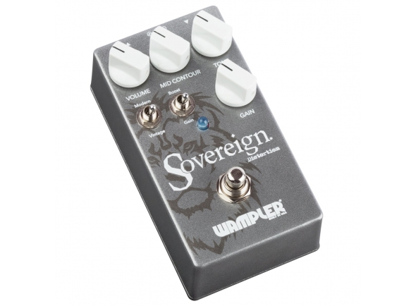 Pedal de distorção Wampler Sovereign Distortion