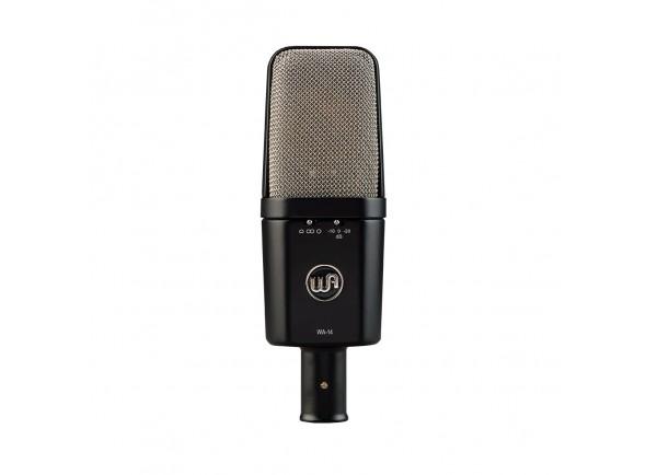 Microfone condensador de membrana grande/Microfone de membrana grande Warm Audio WA-14