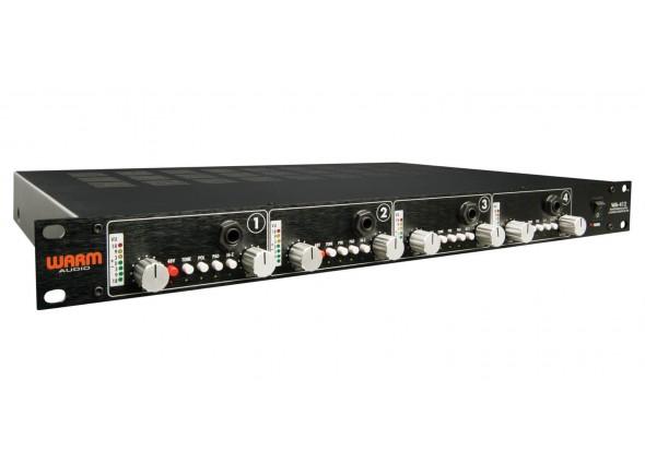 Pré-amplificador/Pré-amplificador Warm Audio WA-412