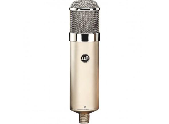 Microfone condensador de membrana grande /Microfone de membrana grande Warm Audio WA-47