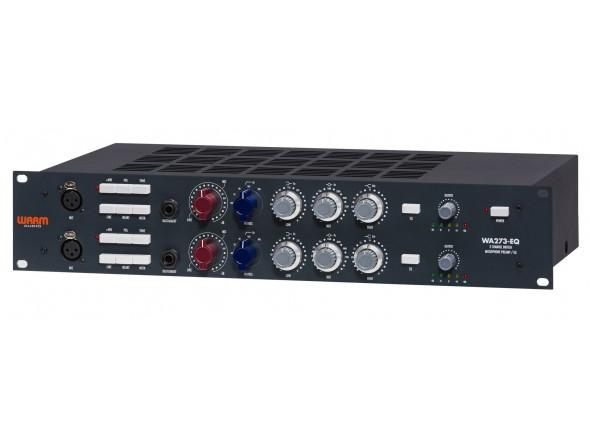 Pré-amplificador/Pré-amplificador Warm Audio WA273-EQ