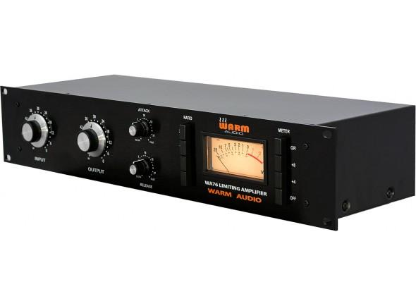Compressores, Gates e De-esser Warm Audio WA76