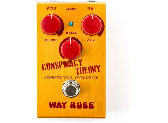 Pedal de distorção Way Huge Conspiracy Theory Overdrive