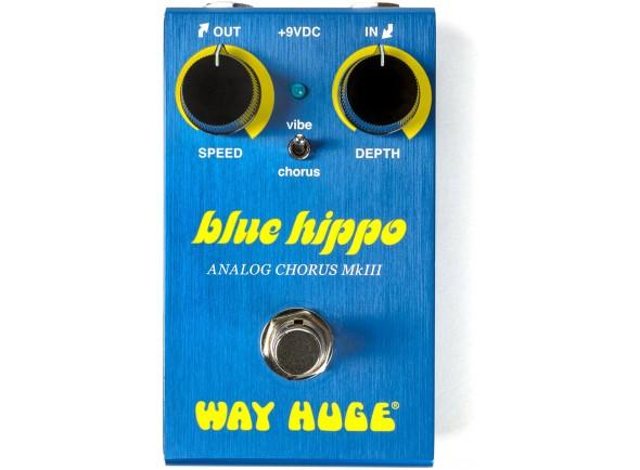 Chorus/ Flanger/ Phaser Way Huge Smalls Blue Hippo