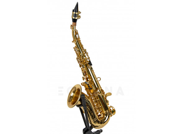 Saxofone Soprano/Saxofone Soprano Wisemann DSS-C300 B-Stock