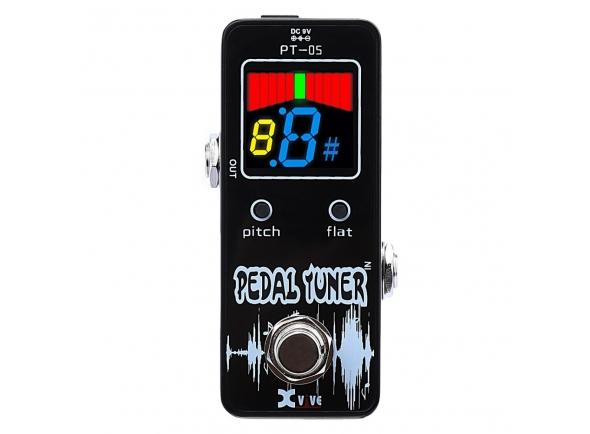 Afinadores de pedal XVive PT-05
