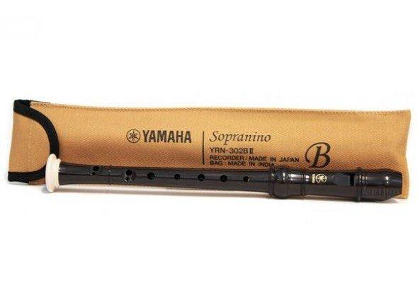 Flauta sopranino (barroco) Yamaha YRN-302BII