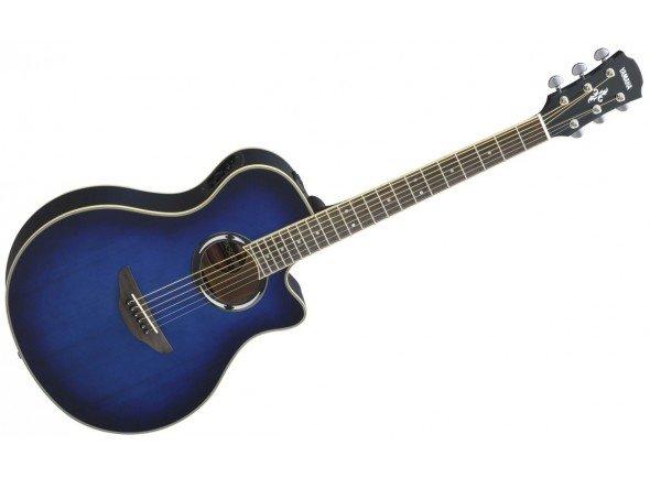 Ver mais informações do Guitarra Acústica eletrificada 4/4 Yamaha APX500III OBB