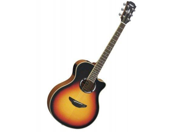 Ver mais informações do Guitarra Acústica eletrificada 4/4 Yamaha APX500III VSB