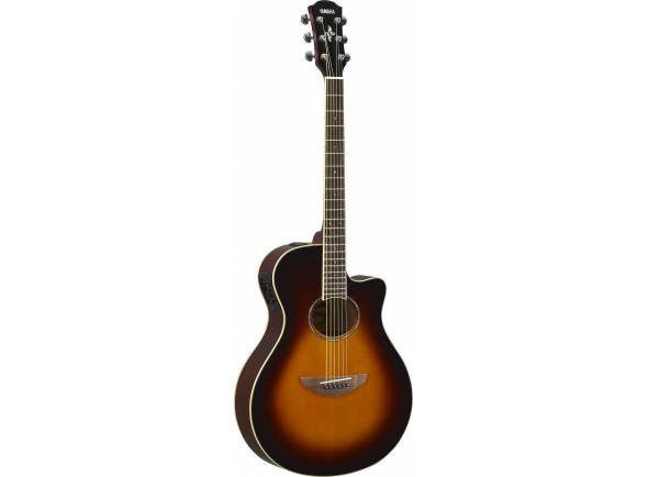 Guitarras Folk Yamaha APX 600 Old Violin Sunburst