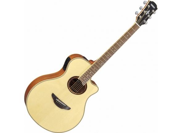 Outras guitarras acústicas Yamaha APX700II NT