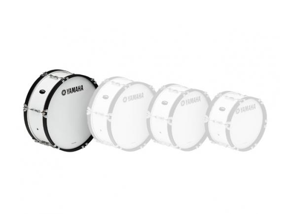 Bombos Yamaha Bombo de Marcha  MB2020 20'x07' Branco