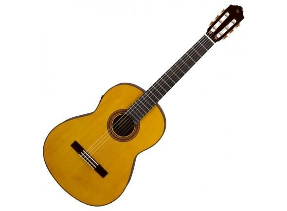 Guitarra Clássica Yamaha CG-TA NT Transacoustic