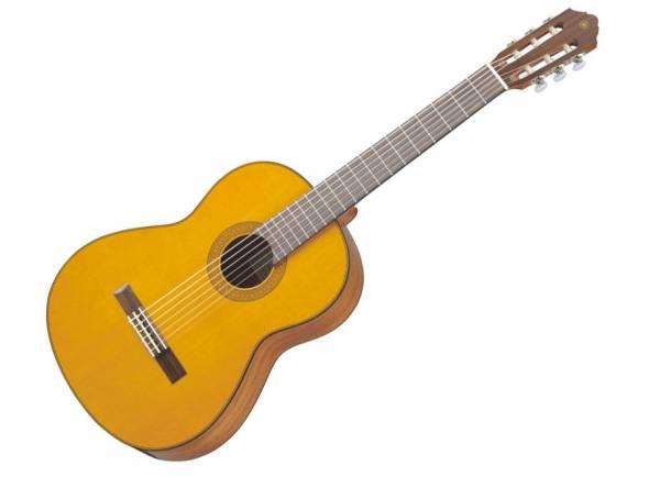 Guitarra Clássica (adulto) 4/4 Yamaha CG142C  Guitarra Clássica Yamaha CG142C.