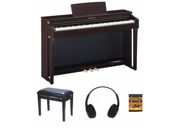 Piano Digital/Piano Digital Yamaha CLP-625 R Pack